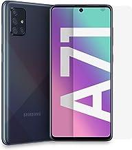 "Samsung Smartphone Galaxy A71 + Pellicola Protettiva, Display 6.7"" Super AMOLED, 4 Fotocamere, 128 GB, RAM 6 GB, Batteria 4500 mAh, 4G, Dual Sim, Android 10, Black, (2020) [Versione Italiana]"