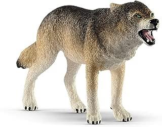Schleich Wolf Toy