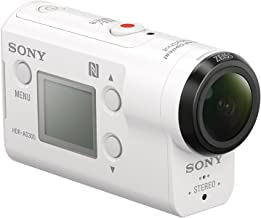 Best sony - x3000 4k waterproof action camera with remote - white Reviews