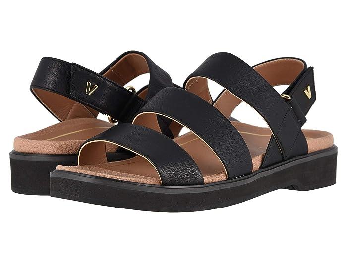 VIONIC  Keomi (Black) Womens Sandals