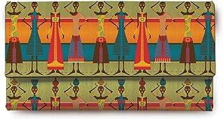 ShopMantra Multicolored Canvas Women's Wallet (LW00000274)