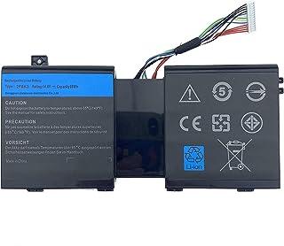 ノートパソコンのバッテリーKJ2PX Battery 2F8K3 for Dell Alienware 17 R1 17X M17X-R5;18 R1 18X M18X-R3 Series Gaming Notebook G33TT 0G33T...