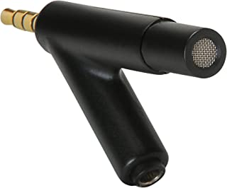 Dayton Audio iMM-6 Calibrated Measurement Microphone for iPhone, iPad Tablet and Android