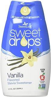 Wisdom Sweet Drops Vanilla 1.7 fl.oz