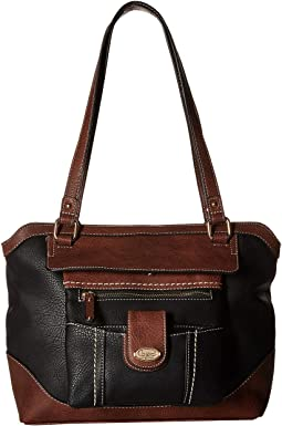 Lyford Tote with Detachable Crossbody