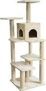 AmazonBasics Cat Tree with Cave