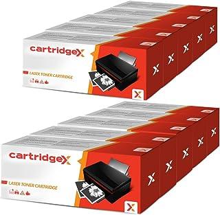 cartridgex 10x Cartucho de tóner compatible de repuesto para HP CF226A HP 26A negro HP LaserJet Pro m402dn m402dw M402N m426dw M426fdn m426fdw