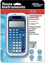 $28 » TI-34 Multi View Calculator