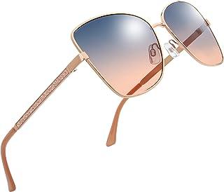 Classic Crystal Elegant Women Beauty Design Sunglasses Gift Box