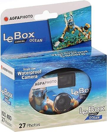 Agfaphoto Lebox Ocean Einwegkamera Wasserdicht Kamera