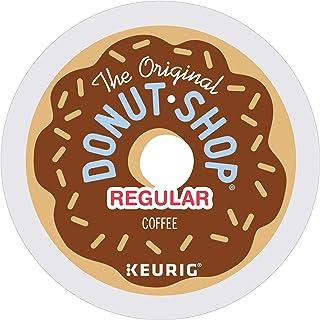 The Original Donut Shop Keurig Single-Serve K-Cup Pods, Medium Roast Coffee, 32 Count