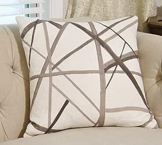 kelly wearstler channels pillow