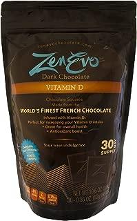 jamieson vitamin d chocolate