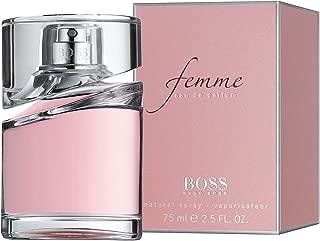Hugo Boss Femme Eau de Parfum Spray for Women, 1 Fl Oz