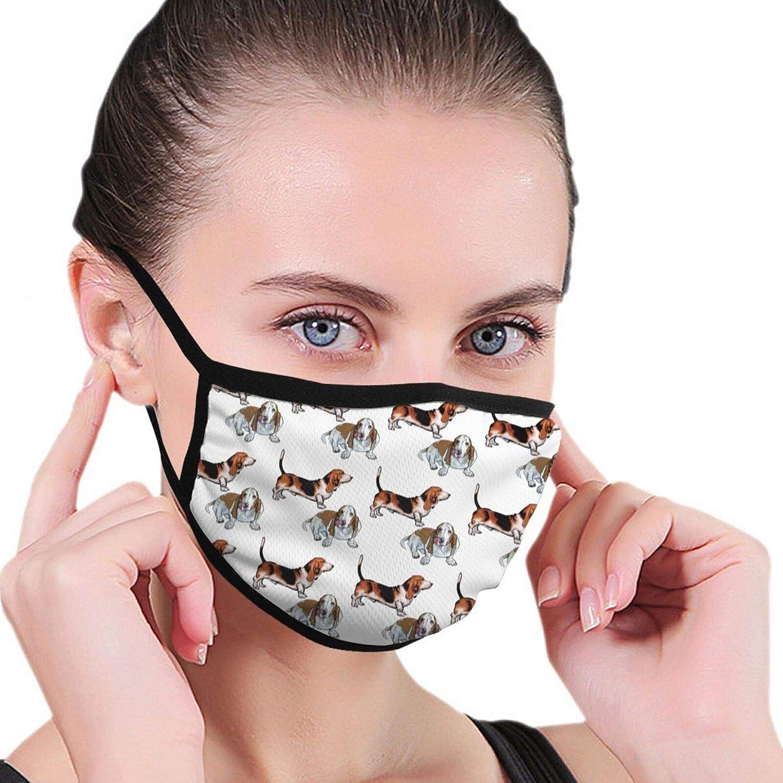 2 Packs Reusable Buffalo Plaid Woodland Moose Bear Facial Covering Mouth Wear Unisex Cotton