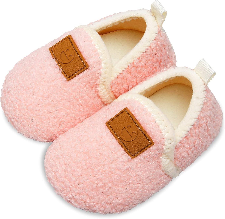 Lisdwde Kids Winter Indoor Household Boys Ho favorite Girls New life Toddler Shoes