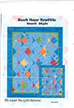 Rush Hour Traffic Beach Style Quilt Pattern by The Sweet Tea Girls 63