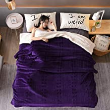 Artificial Wool Blanket 6D Double Layer Blanket Thicken Coral Fleece Winter Blankets Throws Large Flannel Single Double So...