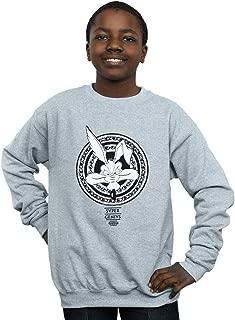 Looney Tunes Boys Wile E Coyote Super Genius Sweatshirt