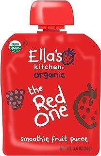 Ellas Kitchen Months Organic Smoothie