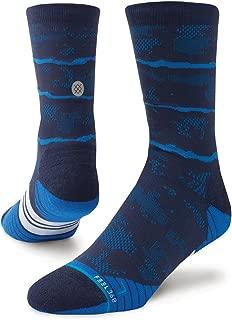Stance Mesa Crew Men Sock XL Royal