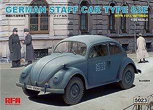 RFMRM5023 1:35 Rye Field Model German Staff Car Type 82E with Full Interior [Model Building KIT]