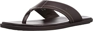 Arrow Men's Matthew Leather Thong Sandals