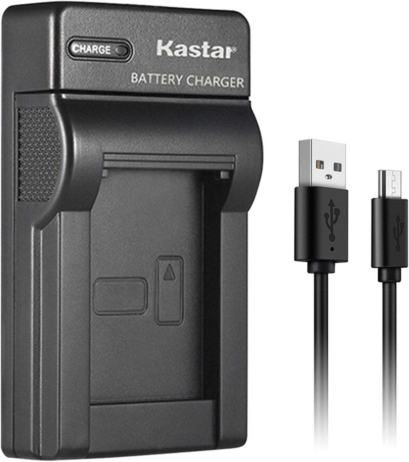 Kastar Slim USB Charger Ranking TOP10 for Olympus LI-10B and S Popular product LI-12B