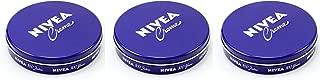Nivea Moisturising Creme 50ml - Pack 3