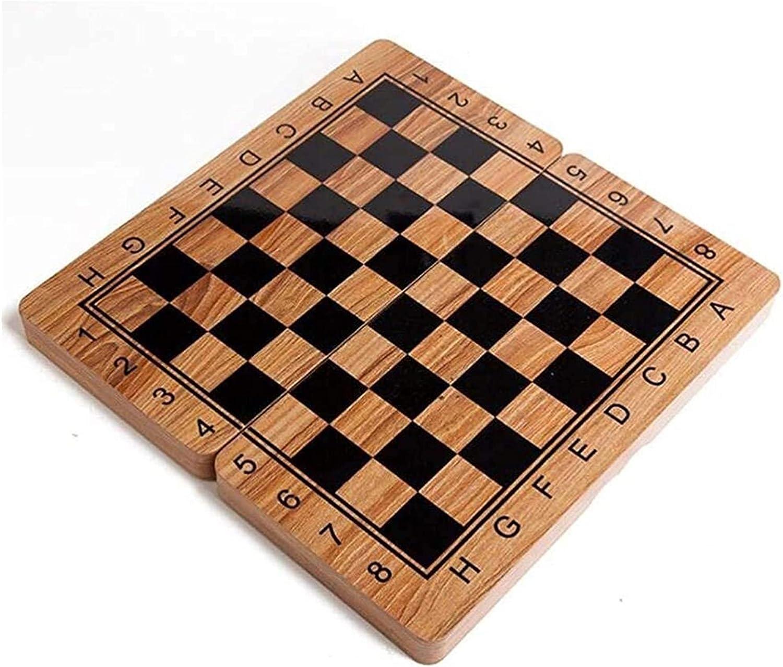 MTCWD Chess Set Games Travel Kids Omaha Popular Mall Board S Adults