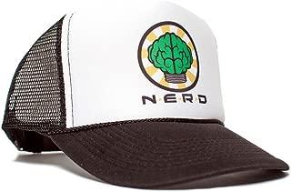 Unisex-Adult One-Size Trucker Hat Black/White