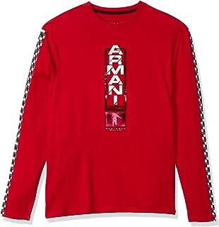 Best armani long sleeve t shirts Reviews