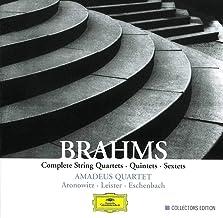 Brahms Complete Str Quartets Quintets Sextets
