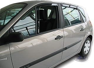 J/&J AUTOMOTIVE DEFLETTORI ARIA ANTITURBO Renault Scenic 2003-2009 2pezzi