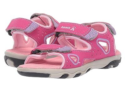 Kamik Kids Lobster 2 (Toddler/Little Kid/Big Kid) (Pink) Girl