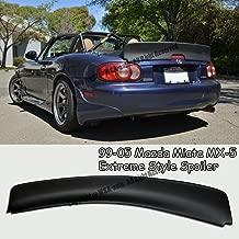 Extreme Online Store EOS Body Kit Rear Wing Spoiler - for Mazda Miata NB 99-05 1999 2000 2001 2002 2003 2004 2005