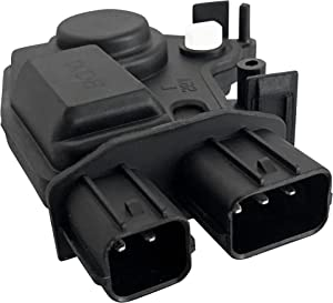 BOXI Front Right Passenger Side Door Latch & Lock Actuator for Honda 2005-2010 Odyssey & 2003-2008 Pilot & 2001-2005 Civic & 2003-2007 Accord / 2002-2006 Acura RSX Replaces 72115-S6A-J01 72115-S6A-J11