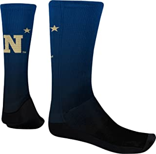 United States Naval Academy Men's Sublimated Socks - Fade