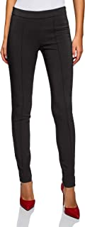 oodji Ultra Donna Pantaloni Basic Stretti