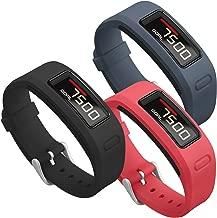 Skylet Colorful Fitness için yedek bantlarında Garmin Vivofit, Garmin Vivofit 2/3/JR/HR (Tracker için değil)