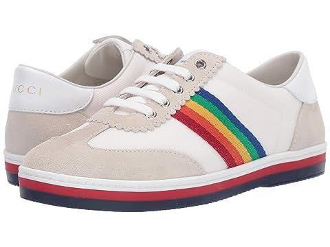 Gucci Kids GG Rainbow Sneaker (Little Kid)