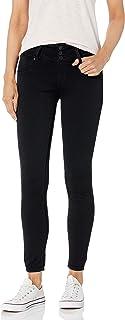 WallFlower Junior's High-Waisted Sassy Skinny Jeans
