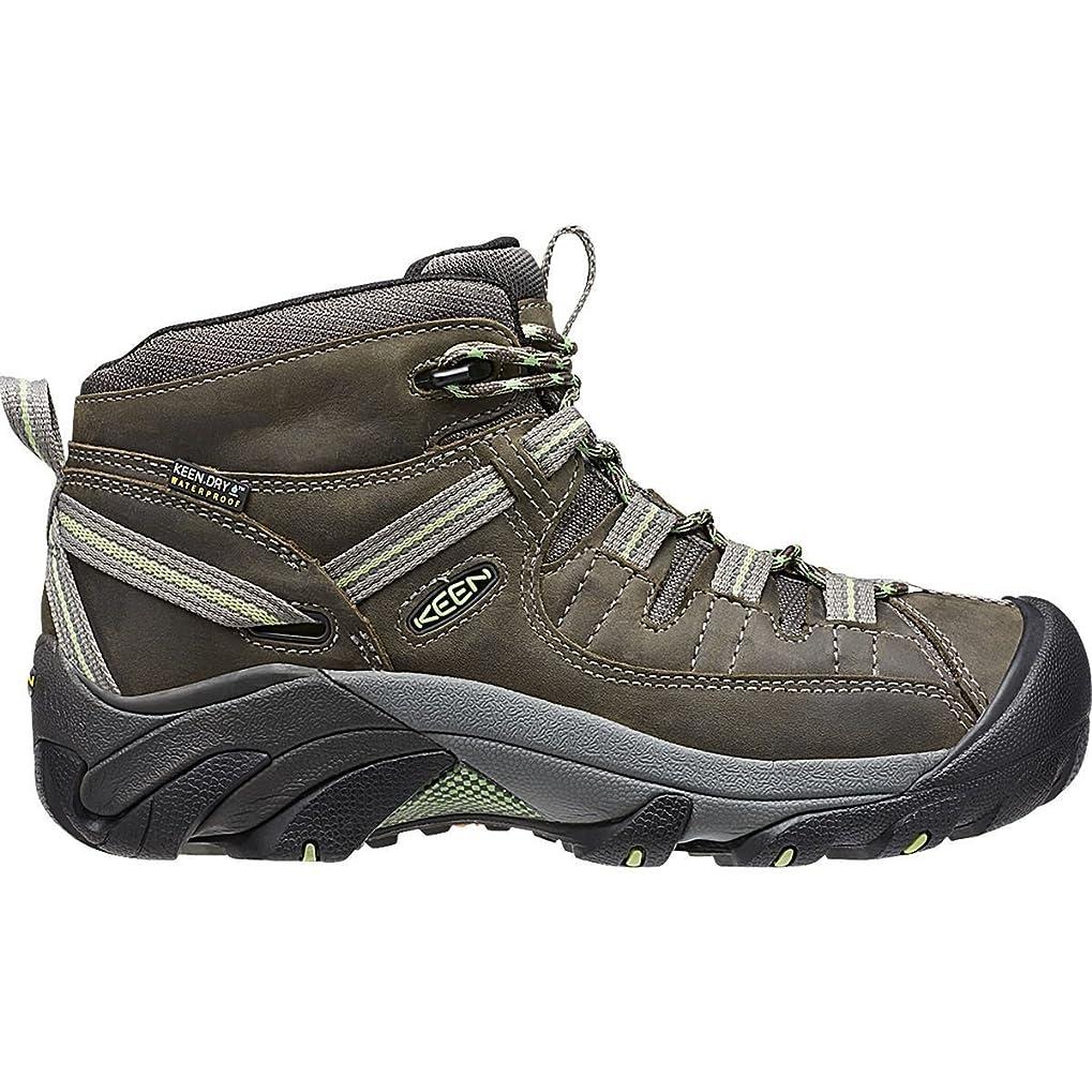 不従順採用ファランクス[キーン] レディース ハイキング Targhee II Mid Hiking Boot - Women's [並行輸入品]
