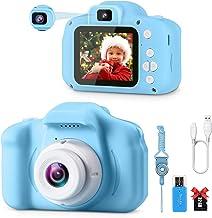 POSO Kids Camera for Girls Boys, 20MP Digital Camera Kids...