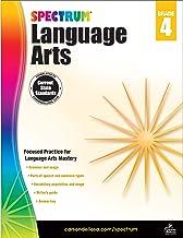 Spectrum | Language Arts Workbook | 4th Grade, 200pgs PDF