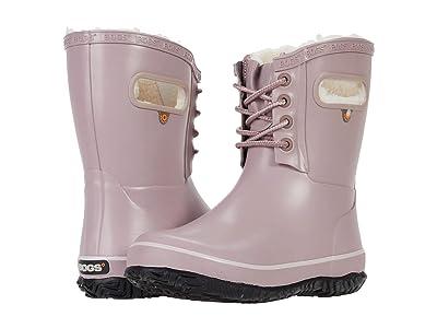 Bogs Kids Amanda Plush Lace (Toddler/Little Kid/Big Kid) (Lilac) Girls Shoes
