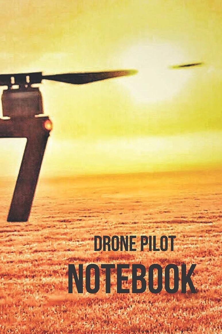 """顔料腐食する貢献Drone Pilot's Journal: UAV Journal: 6 x 9"""". Journal for Drone Pilots and Operators, Ideal Notebook Gift for Drone Owners"""