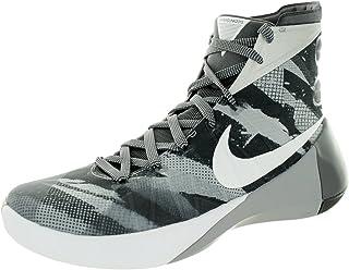 online retailer 8597e bd03c Nike Men s Hyperdunk 2015 PRM Wolf Grey White Dark Grey Basketball Shoe 8.5  Men