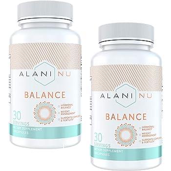 Alani Nu Hormonal Balance, PCOS, Weight