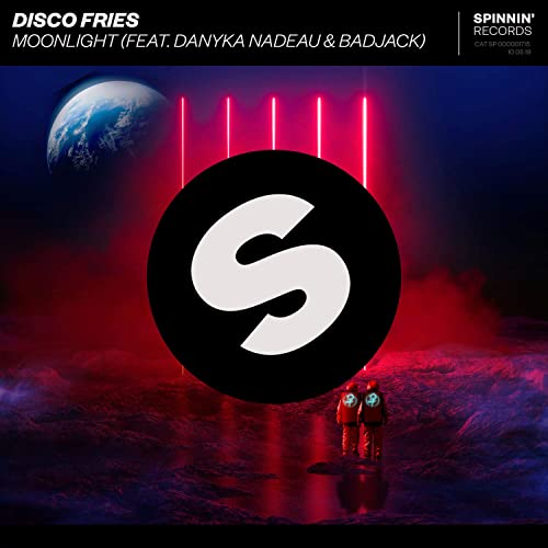 Moonlight (feat. Danyka Nadeau & Badjack) de Disco Fries en Amazon ...